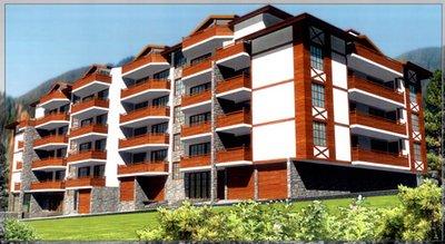 Отель Секвоя 4* Боровец Болгария