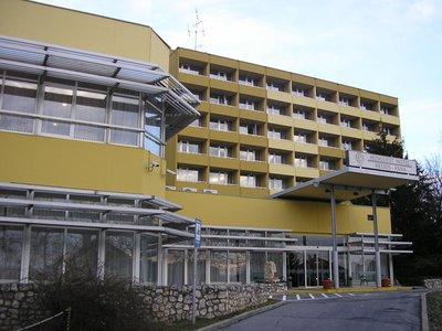 Отель Hunguest Hotel Helios 3* Хевиз Венгрия