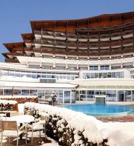Отель Dorint Resort Vital Royal Spa 5* Зеефельд Австрия