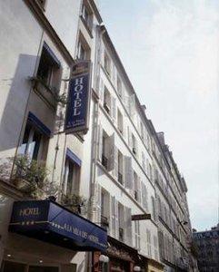 Отель La Villa Des Artistes 3* Париж Франция