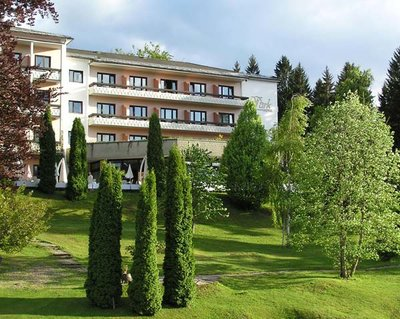 Отель Sonnenhotel Parkvillen 4* Фельден Австрия