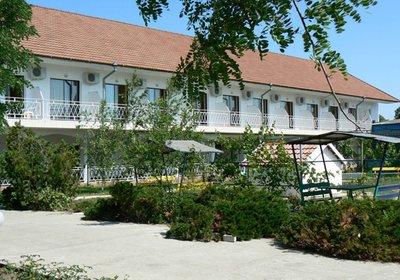 Отель Приморье 2* Затока Украина