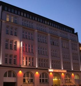 Отель Arthotel Munich 3* Мюнхен Германия