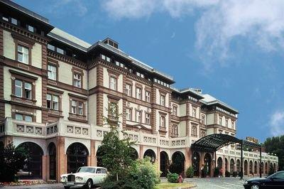 Отель Ensana Grand Margaret Island Health Spa Hotel 4* Будапешт Венгрия