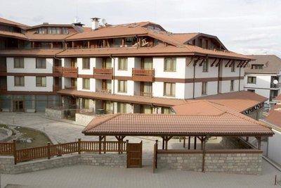 Отель Bellevue Residence & Spa Hotel 4* Банско Болгария