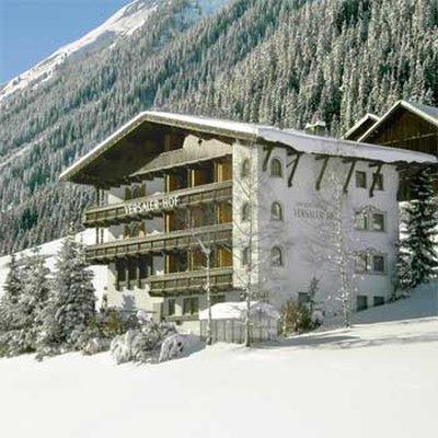 Отель Appartements Versaler Hof 3* Ишгль Австрия