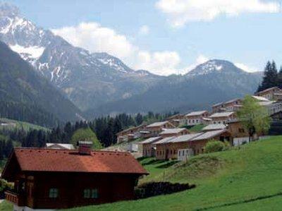 Отель Alpendorf Dachstein-West 3* Аннаберг Австрия