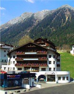 Отель Monte Bianco Garni 4* Ишгль Австрия