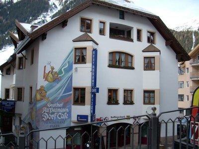 Отель Gasthof Alt Paznaun 3* Ишгль Австрия