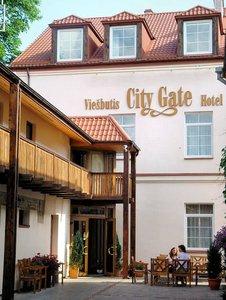 Отель City Gate 3* Вильнюс Литва