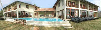 Отель The Villa 432 4* Ахунгалла Шри-Ланка