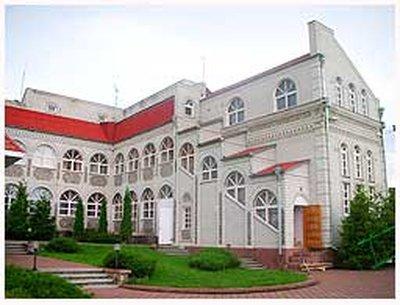 Отель Роставица 3* Белая Церковь Украина