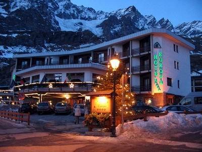 Отель Europe 4* Червиния Италия