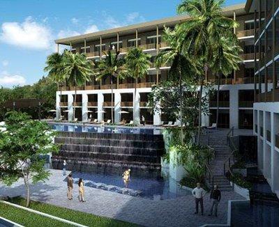 Отель Novotel Phuket Kata Avista Resort & Spa 4* о. Пхукет Таиланд