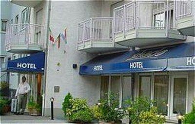 Отель Skada 2* Кельн Германия