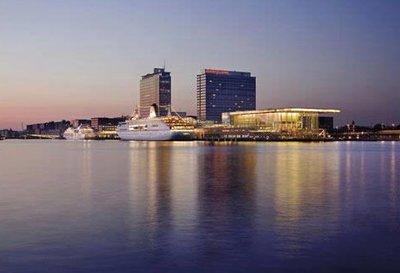 Отель Movenpick Hotel Amsterdam City Centre 4* Амстердам Нидерланды