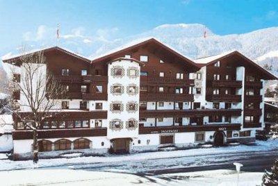 Отель Jagerwirt 4* Кицбюэль Австрия