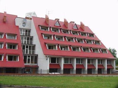 Отель Русь 4* Светлогорск Россия