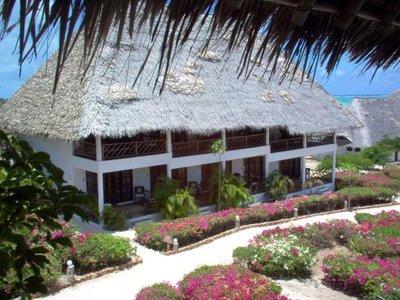 Отель Jacaranda Indian Ocean Beach Club 5* Момбаса Кения