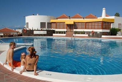 Отель Club El Beril 3* о. Тенерифе (Канары) Испания
