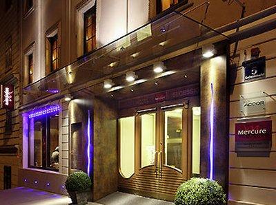 Отель Mercure Secession 4* Вена Австрия