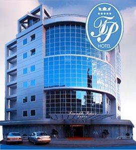 Отель Триумф Палас 5* Калининград Россия