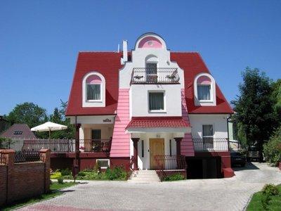 Отель Вилла Северин 3* Калининград Россия