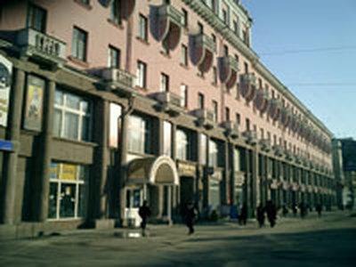 Отель Южный Урал 3* Челябинск Россия