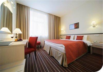 Отель Green Park Hotel 3* Екатеринбург Россия