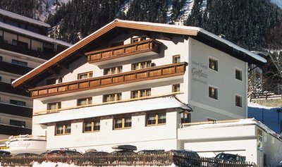 Отель Golfais 3* Ишгль Австрия