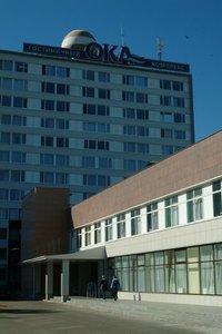 Отель Ока 4* Нижний Новгород Россия