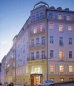 Отель Flora 3* Марианске-Лазне Чехия