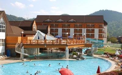 Отель Vital Hotel 4* Терме Зрече Словения