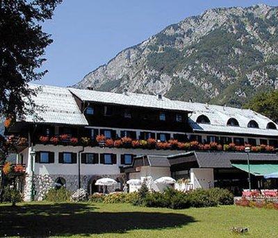 Отель Zlatorog 3* Бохинь Словения