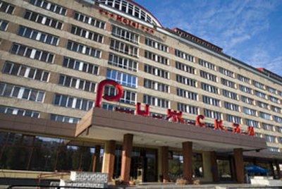 Отель Рижская 3* Псков Россия