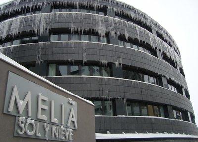 Отель Melia Sol Y Nieve 4* Сьерра-Невада Испания