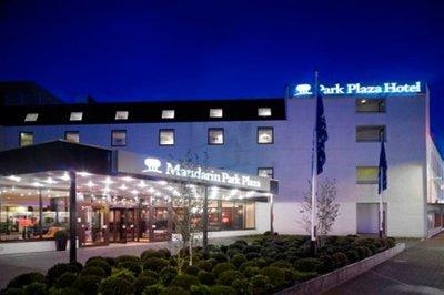 Отель Park Plaza Mandarin 4* Амстердам Нидерланды