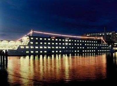 Отель Amstel Botel 3* Амстердам Нидерланды