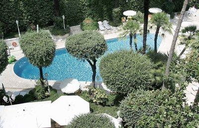 Отель Aldrovandi Villa Borghese 5* Рим Италия