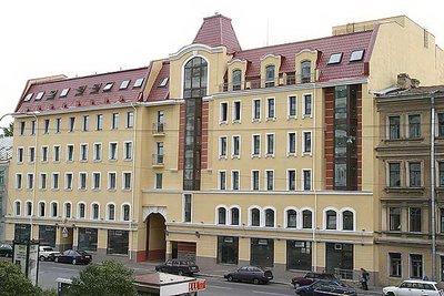 Отель Палантин 3* Санкт-Петербург Россия