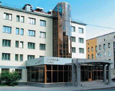 Отель Андерсен 3* Санкт-Петербург Россия