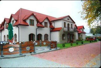 Отель August 3* Бржеско Польша