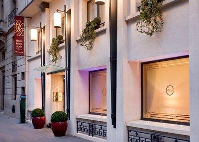 Отель Melia Paris Tour Eiffel 4* Париж Франция