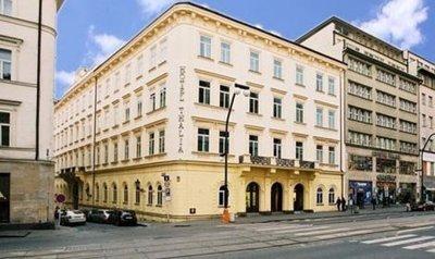 Отель Eurostars Hotel Thalia 5* Прага Чехия