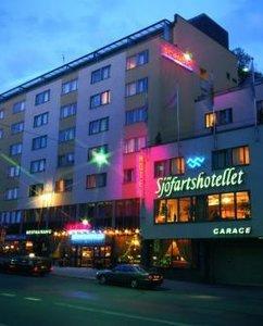 Отель Scandic Sjofarts 3* Стокгольм Швеция
