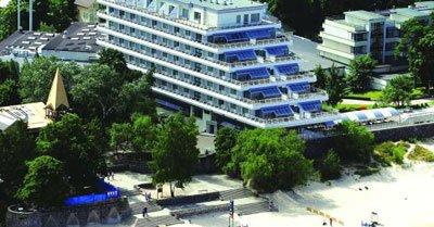 Отель Baltic Beach Hotel & Spa 5* Юрмала Латвия