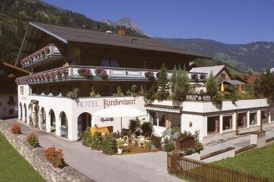 Отель Gasthof Kirchenwirt 4* Циллерталь Австрия