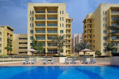 Отель Nuran Greens Serviced Residences 4* Дубай ОАЭ