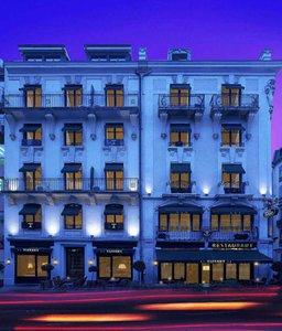 Отель Boutique Hotel Tiffany 4* Женева Швейцария