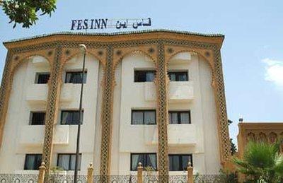 Отель Fes Inn 3* Фес Марокко